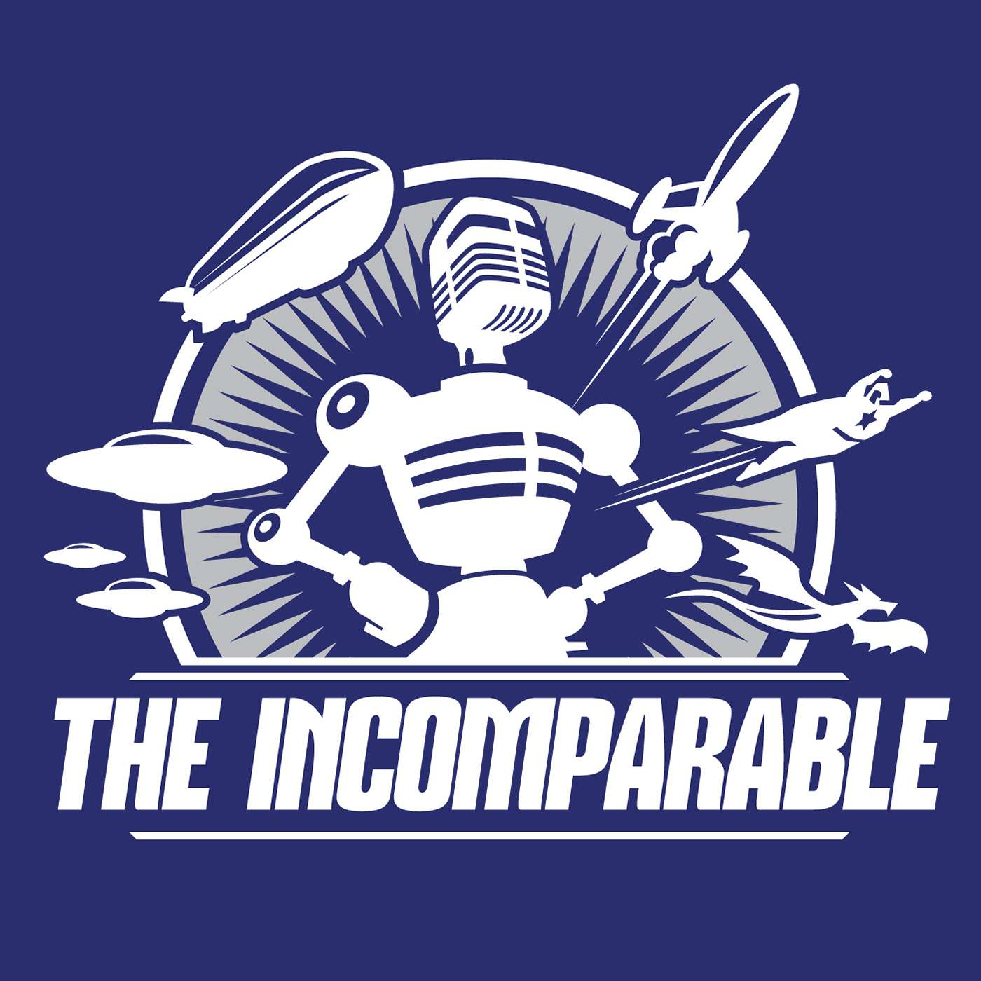 The Incomparable Logo